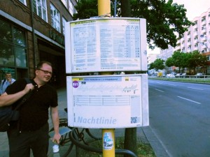 Bus Stop with Schedule – Database Derive