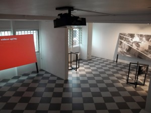 Deep Love Algorithm Installation View