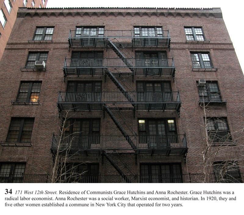 Communist Tour of New York by Jevgeniy Fiks