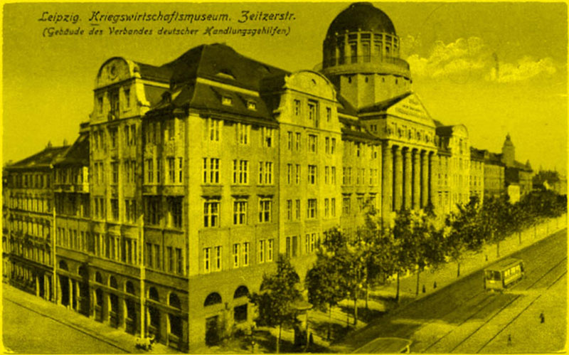 phillip paulsen kriegswirtschaftsmuseum