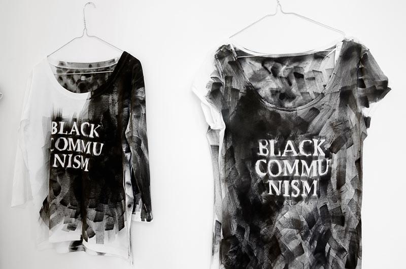 Nada Prla Black Communism shirts