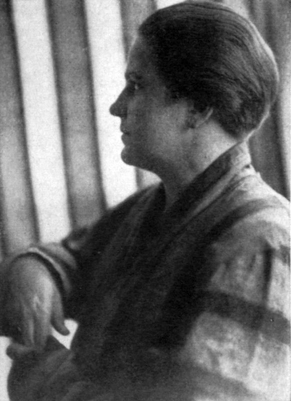 Sophie Küppers 1930
