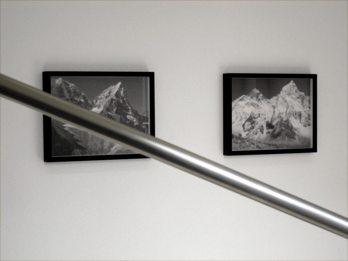 History Exhaustion – Stray Area (9 digital prints 40x30cm)