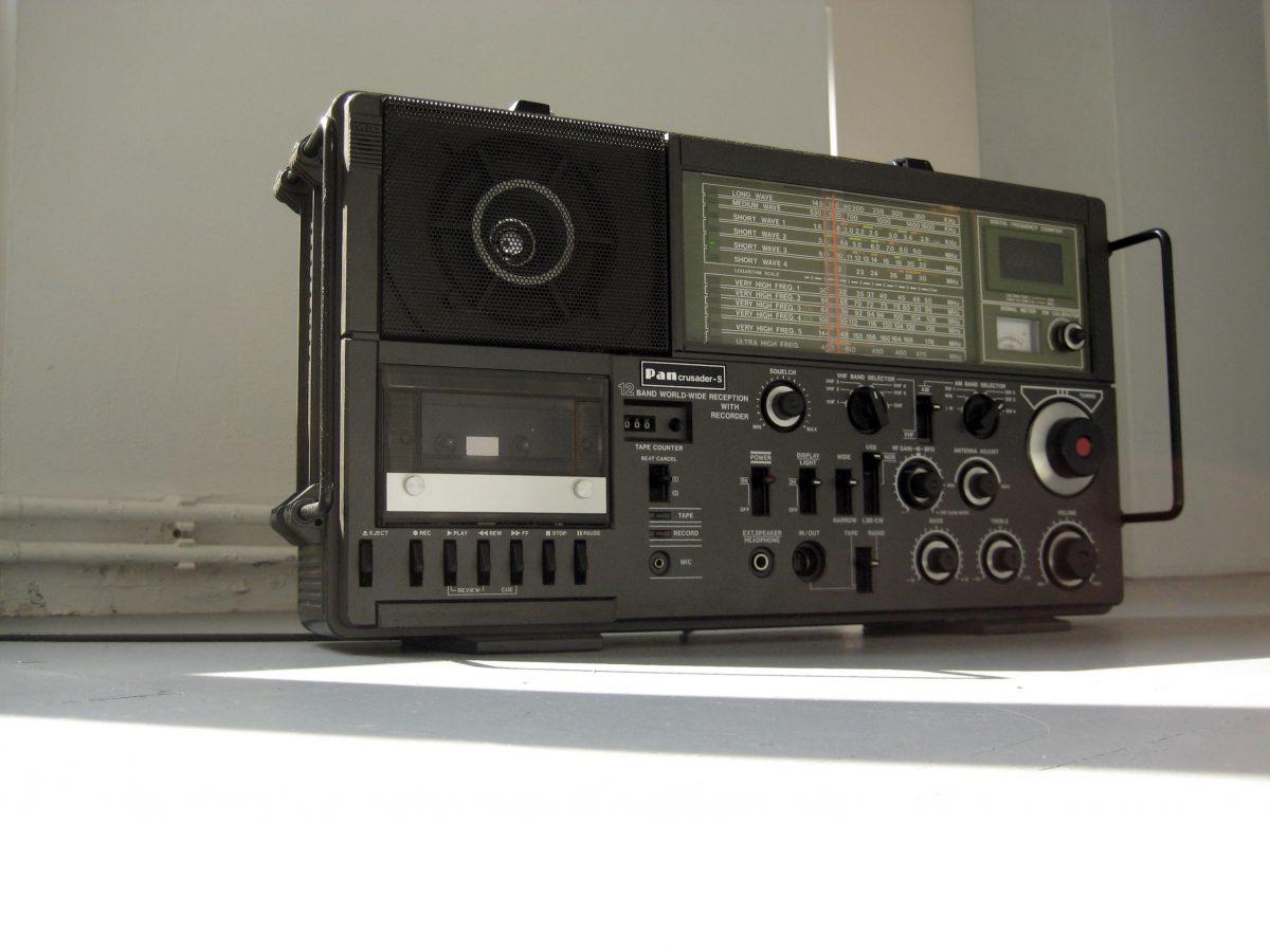 History Exhaustion – Radio & Antenna, Sound
