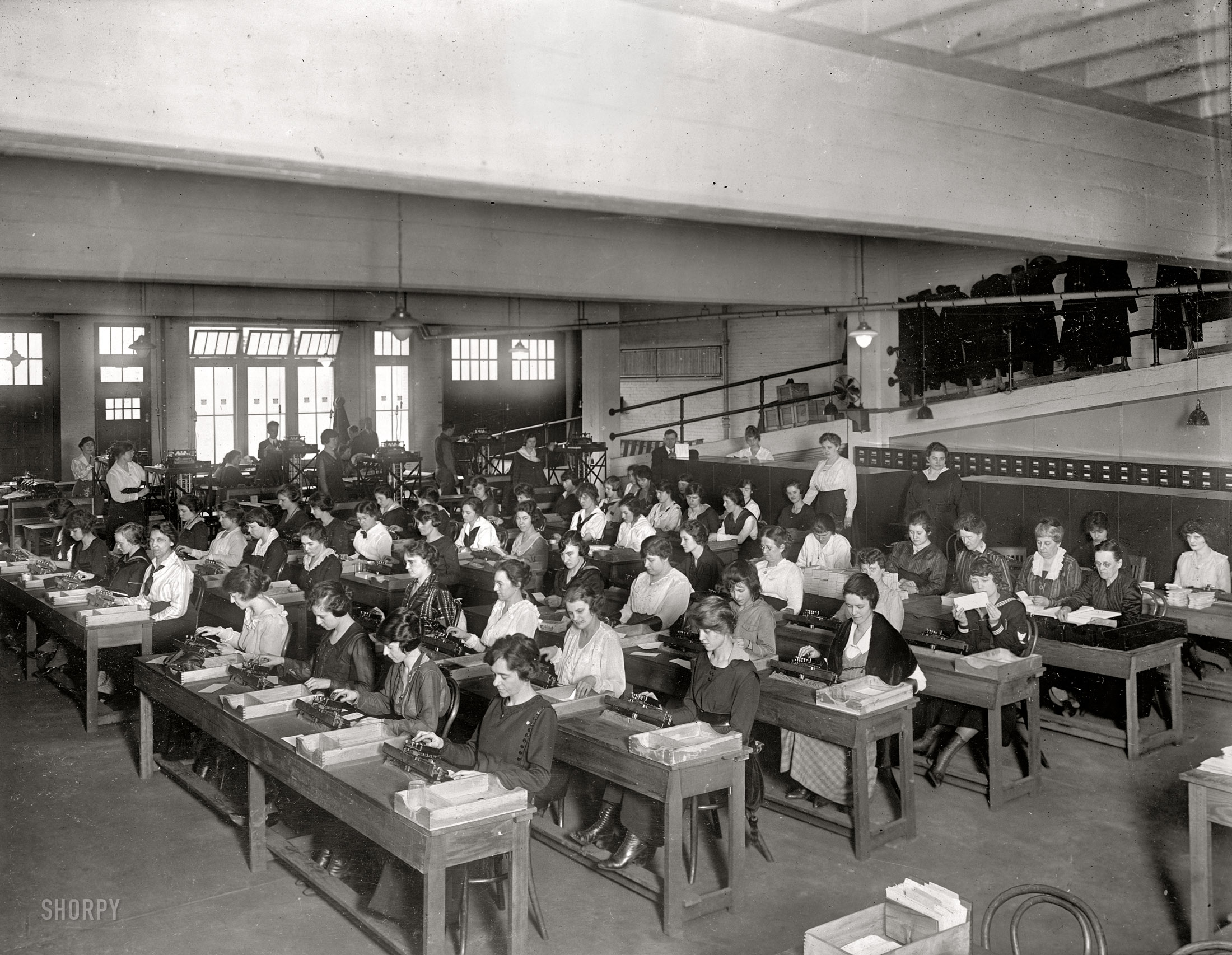 1920 Tabulating Machine Co. Washington, D.C.
