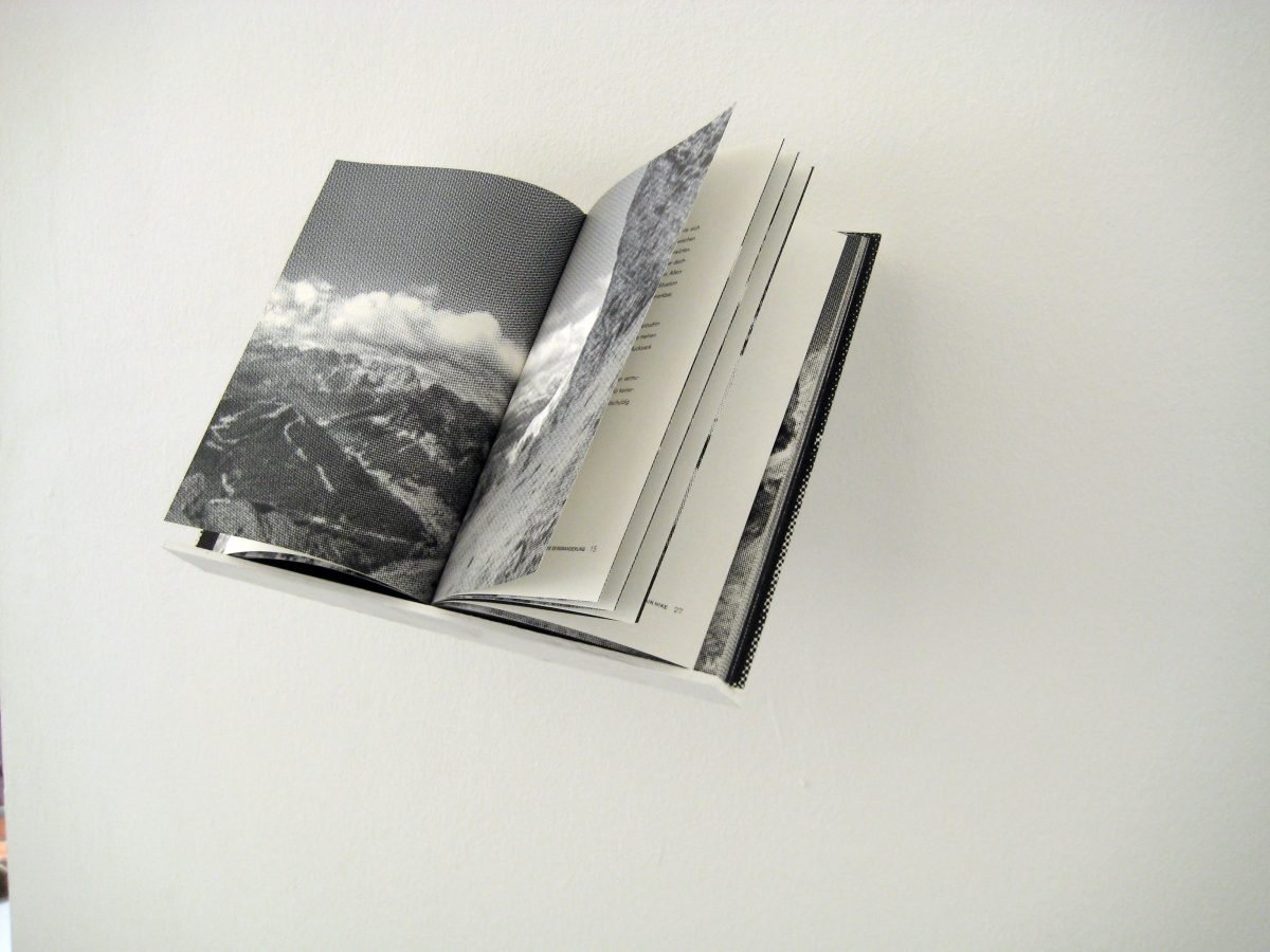 History Exhaustion – Artist Book with Narration